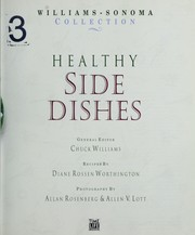 Healthy side dishes by Diane Rossen Worthington