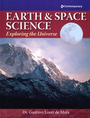 Cover of: Earth & Space Science