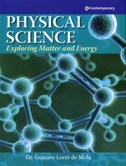 Cover of: Physical Science