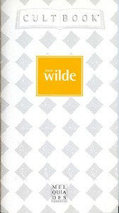 Cover of: Oscar Wilde Cult Book by
