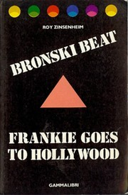 Cover of: Bronski Beat - Frankie Goes To Hollywood