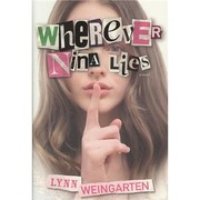 Cover of: Wherever Nina lies | Lynn Weingarten