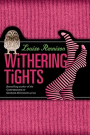 Cover of: Withering tights | Louise Rennison