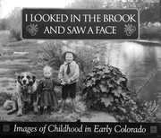 Cover of: I looked in the brook and saw a face