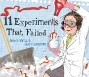 Cover of: 11 experiments that failed
