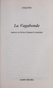 Cover of: La vagabonde