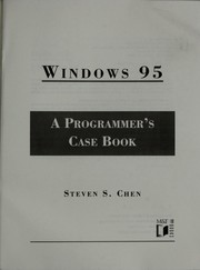 Cover of: Windows 95