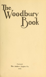 Cover of: The Woodbury book