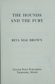 Cover of: The hounds and the fury |