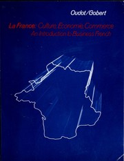 Cover of: La France | Simone Oudot