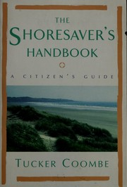 The shoresaver's handbook by Tucker Coombe