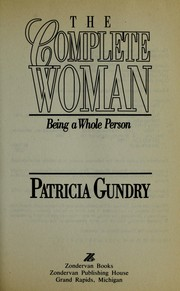 Cover of: The Complete Woman
