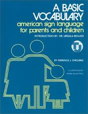 Cover of: Basic Vocabulary