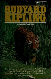 Cover of: Rudyard Kipling Illustrated | Rudyard Kipling