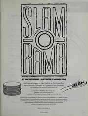 Cover of: Slam-o-rama | Ann Braybrooks