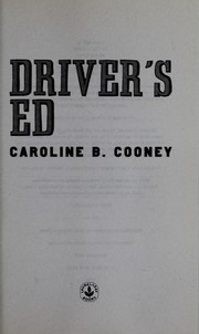 Cover of: Driver's Ed | Caroline B. Cooney