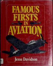 Cover of: Famous firsts in aviation