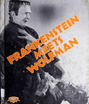 Cover of: Frankenstein meets Wolfman | Ian Thorne