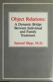 Cover of: Object relations couple therapy