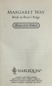 Bride at Briar's Ridge