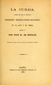 Cover of: La curda
