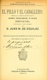 Cover of: El pillo y el caballero