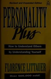 Personality plus.