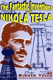 Cover of: Fantastic Inventions of Nikola Tesla