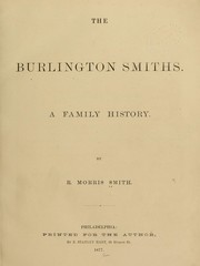 Cover of: The Burlington Smiths