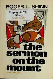 Cover of: sermon