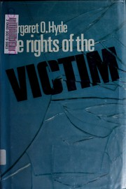 Cover of: The rights of the victim