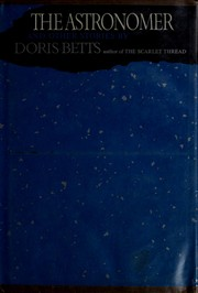 Cover of: The astronomer, and other stories