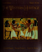 Cover of: The Western heritage by Donald Kagan