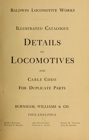 Cover of: Baldwin Locomotive Works