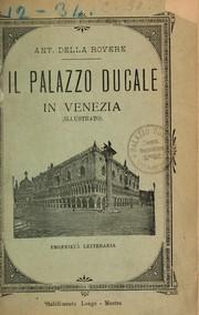 Il Palazzo Ducale in Venezia