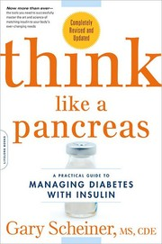 Cover of: Think like a pancreas by Gary Scheiner