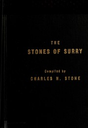 Cover of: The Stones of Surry