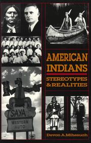 Cover of: American Indians