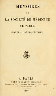 Cover of: Mémoires ...