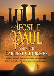 Cover of: Apostle Paul and the Earliest Churches