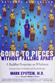 Cover of: Going to Pieces without Falling Apart | Mark Epstein