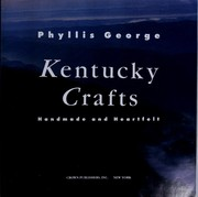 Cover of: Kentucky crafts