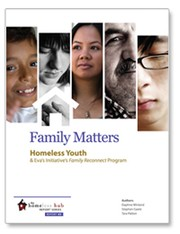 Cover of: Family Matters: Homeless Youth & Eva's Initiative's Family Reconnect Program