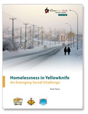 Cover of: Homelessness in Yellowknife: An Emerging Social Challenge |
