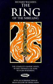 Cover of: The Ring of the Nibelung