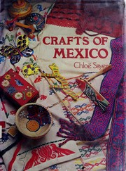 Cover of: Crafts of Mexico | ChloeМ€ Sayer