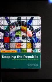 Cover of: Keeping the republic | Christine Barbour