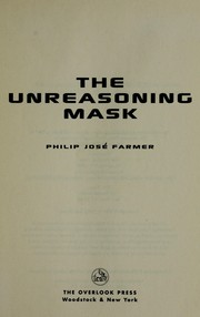 Cover of: The unreasoning mask