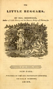 Cover of: The little beggars
