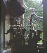 Cover of: Lowcountry plantations today